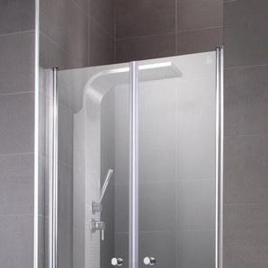 Pendeltür »Aruba«, Duschtür mit Verstellbereich von 88,5 - 91,5 cm