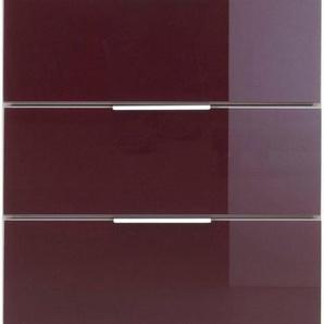 Wimex Schubkastenkommode »Easy«, mit Glas- oder Spiegelfront, lila