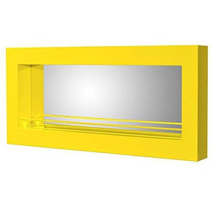 Germania 5299-197 Wandbar 5299, 110 x 52 x 12 cm, gelb