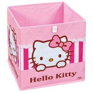 Inter Link Faltkiste Hello Kitty 3 Stk.
