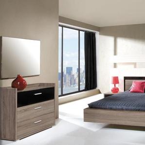 Schlafzimmerserien aus Holzwerkstoff Preisvergleich | Moebel 24