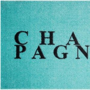 Fußmatte »Champagne«, MINT RUGS, rechteckig, Höhe 7 mm, waschbar