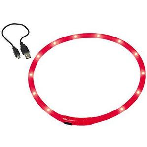Nobby LED Lichtschlauch Visible, rot, Länge: 70 cm; Durchmesser 10 mm