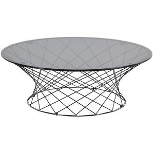 Couchtisch  Gip I ¦ schwarz ¦ Maße (cm): H: 35 Ø: [100.0] Tische  Couchtische  Couchtische andere Formen » Höffner