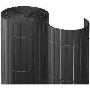 Balkonsichtschutz , BxH: 300x90 cm, anthrazit