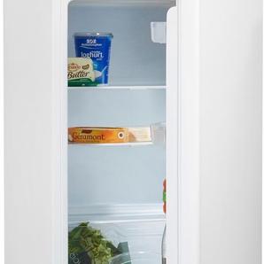 Kühlschrank, weiß, Energieeffizienzklasse: A+ (Skala A++ bis E), Hanseatic