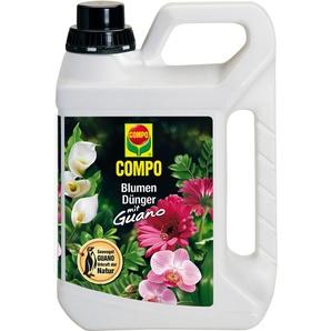 Compo Blumendünger mit Guano 2,5 l