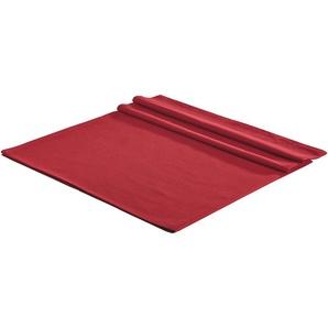 TISCHDECKE Textil Leinwand, Struktur Rot 150/250 cmNovel: TISCHDECKE Textil Leinwand, Struktur Rot 150/250 cm