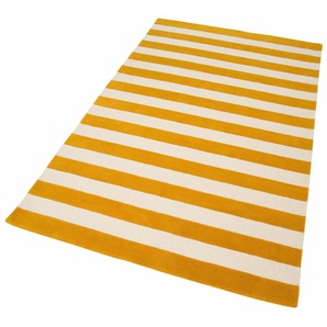 Wollteppich »Franca«, Theko Exklusiv, rechteckig, Höhe 11 mm