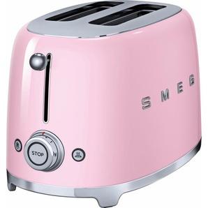 Toaster TSF01PKEU, rosa, lackiert, , , Smeg