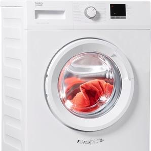 BEKO Waschmaschine WML 16106 N, weiß, Energieeffizienzklasse: A+