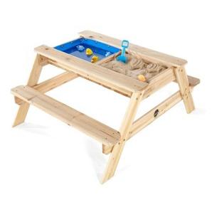 25078 Plum Holztisch mit Sandkasten und Wasserbecken - AUTHENTIC SPORTS & TOYS