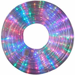 LED-Lichtschlauch 14 m Transparent EEK: A