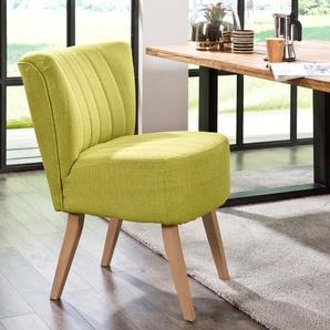 Sessel ,Grün ,Stoff