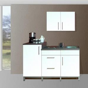 MENKE MÖBELWERKE Küchenzeile mit E-Geräten »Rack-Time Single 180«