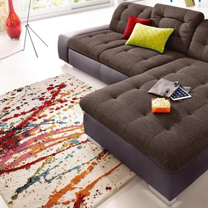 Sit&more Ecksofa, braun, hoher Sitzkomfort, FSC®-zertifiziert
