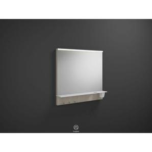 Burgbad Eqio Spiegel Set 769x800x150 mm, Eiche Dekor Flanelle