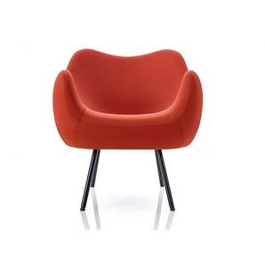 Sessel RM58 VZOR Orange, Designer Roman Modzelewski, 71x70x70 cm