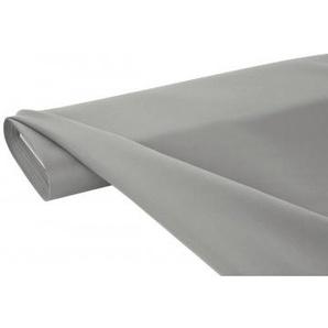 Dekostoff VD Blackout uni, grau, ca. 140cm breit