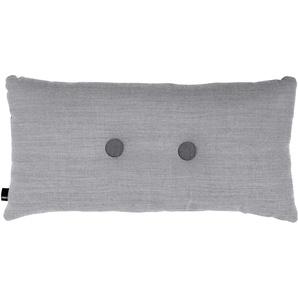 Hay Dot Cushion Surface Kissen 70x36 Hellgrau (l) 70.00 X (b) 36.00 Cm