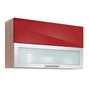 Wiho Küchen Küchenhängeschrank »Montana Glanz, Breite 90 cm«