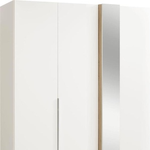 Drehtürenschrank mit Dekorfront und Spiegel, Breite 175 cm, »fontana«, FSC®-zertifiziert, set one by Musterring