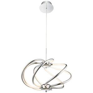 LED Geometrische-Pendelleuchte 1-flammig Ocean