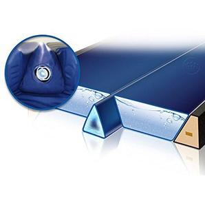 Tradetion Thermo Gel-Trennkeil für das Wasserbett/Thermogel-Keil mit Vinyl-Mantel