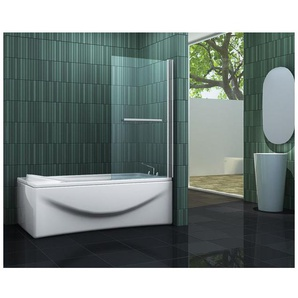 Duschtrennwand Reco (Badewanne) - IMPEX-BAD