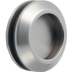 KWS Muschelgriff 5250 Alu. silberf. elox. TS 8-10mm f. GLT EL.-D. 50mm KWS