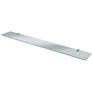 Glasregal / Glasablage , Breite 80 cm