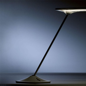 LED-Tischleuchte Horizon LED Humanscale schwarz, Designer Peter Stathis, Michael McCoy, 47x9.2 cm