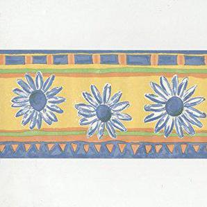 Favorit Dekorative Bordüren verschönern Wände und Raumtextilien YL12