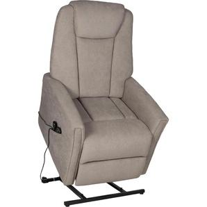 Duo Collection Massagesessel »Eston«, grau, komfortabler Federkern, hoher Sitzkomfort