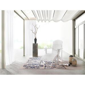 Guido Maria Kretschmer Home&Living Campingliege »Orleans« aus festem Kiefernholz, mit Getränkehalter und Kleiderhaken, Breite 68,5 cm