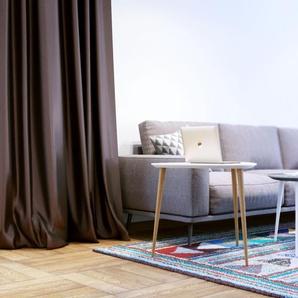 Couchtisch Anthrazit - Eleganter Sofatisch: Beste Qualität, einzigartiges Design - 59/40 x 50/44 x 61/40 cm, Konfigurator