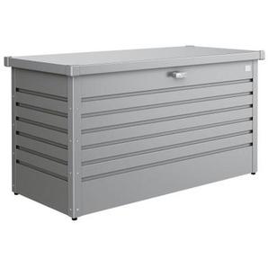 biohort Gartenbox / Freizeitbox 130 Quarzgrau-Metallic