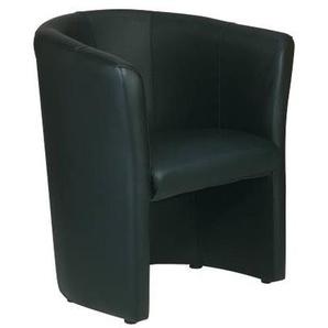 Clubsessel schwarz, Nowy Styl, 70x31.5x45 cm