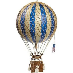 Authentic Models - Dekoballon - Ballon Blau - 32 cm Durchmesser