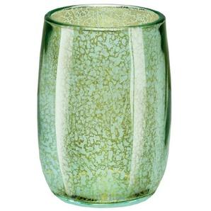 Kleine Wolke Zahnputzbecher, Grün, Glas