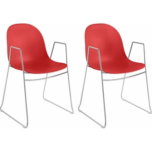Stapelstühle »Academy CB/1697«, connubia by calligaris