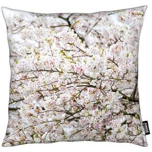 Dekokissen, Blossom White 2, Juniqe