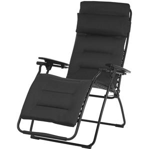 Relaxsessel  Futura Air Comfort ¦ grau ¦ Maße (cm): B: 76 H: 90 T: 125 Garten  Gartenmöbel  Gartenstühle » Höffner