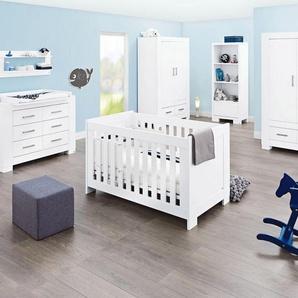 Pinolino Babyzimmer (3-tlg) Kinderzimmer, »Ice breit groß«