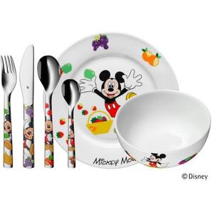 WMF Kindergeschirr-Set Mickey Mouse 6-tlg.