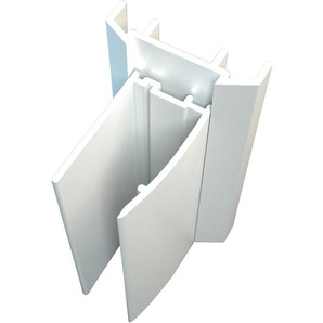 Schulte Profil für Badewannenaufsätze Serie Komfort Alpinweiß