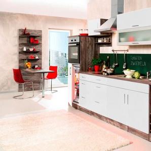 Held Möbel Küchenzeile »Sevilla«, mit Elektrogeräten, Breite 300 cm