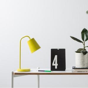 Essentials Annaka mittelgrosse Vase, Ankergrau