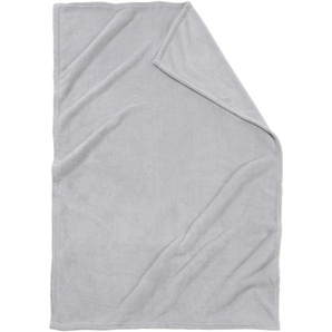 Kuscheldecke Cashmere Touch in grau