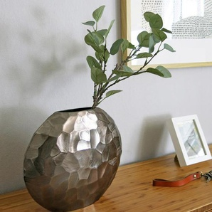 My Flair Metall-Vase 26 x 9 x 30 cm 218008